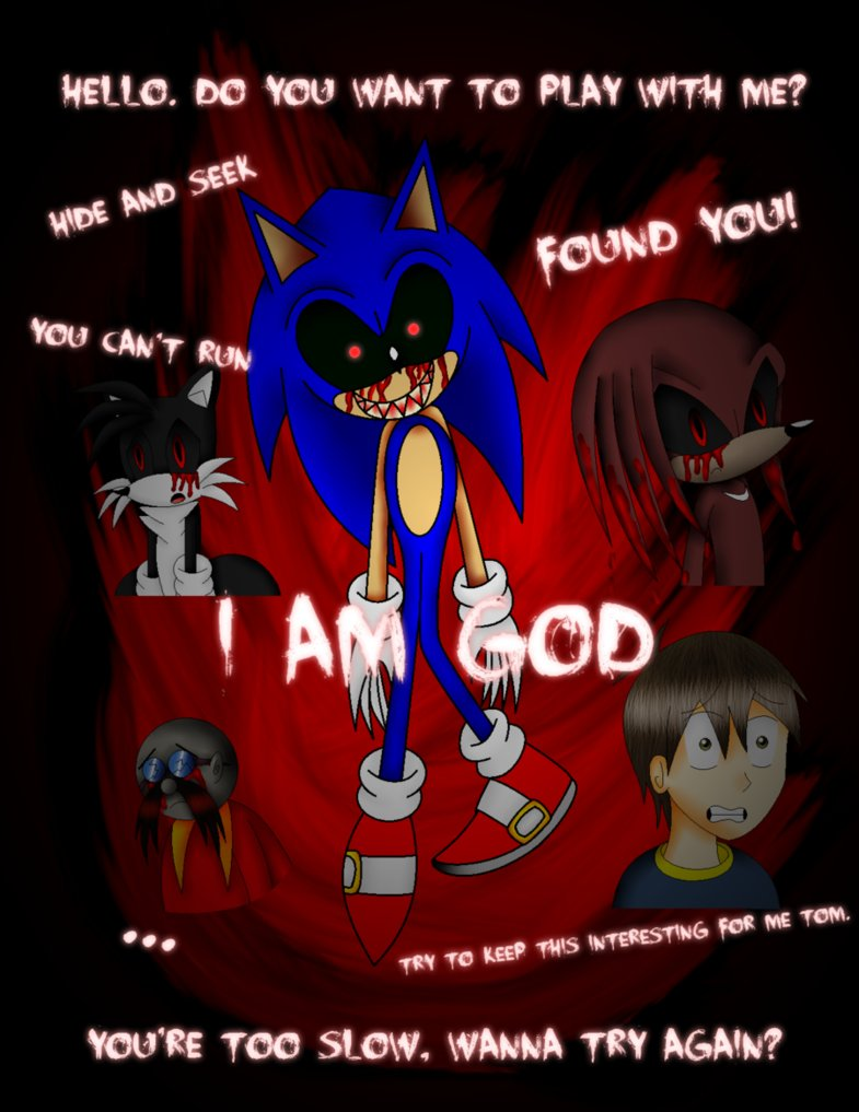 Image - 459316] | Sonic exe | Know Your Meme