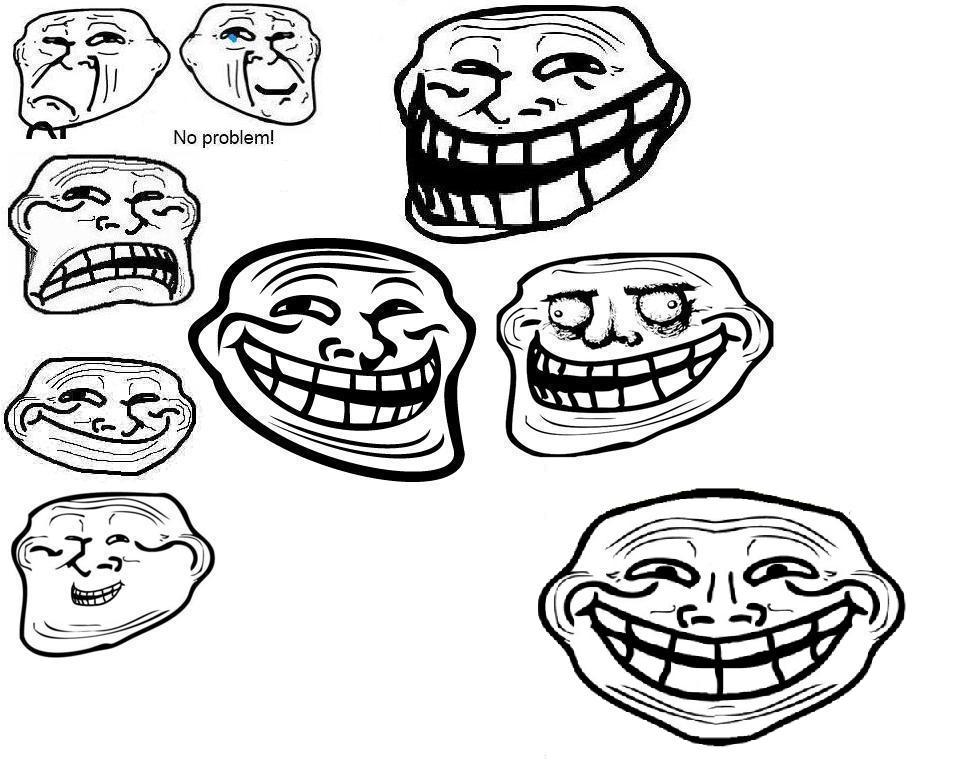 trollface coolface problem know your meme - 958×761