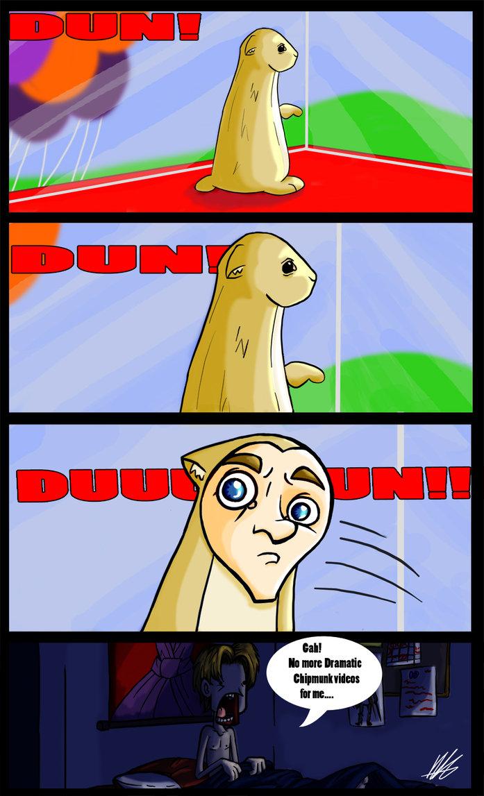 chipmunk   Dramatic Chipmunk   Know Your Meme