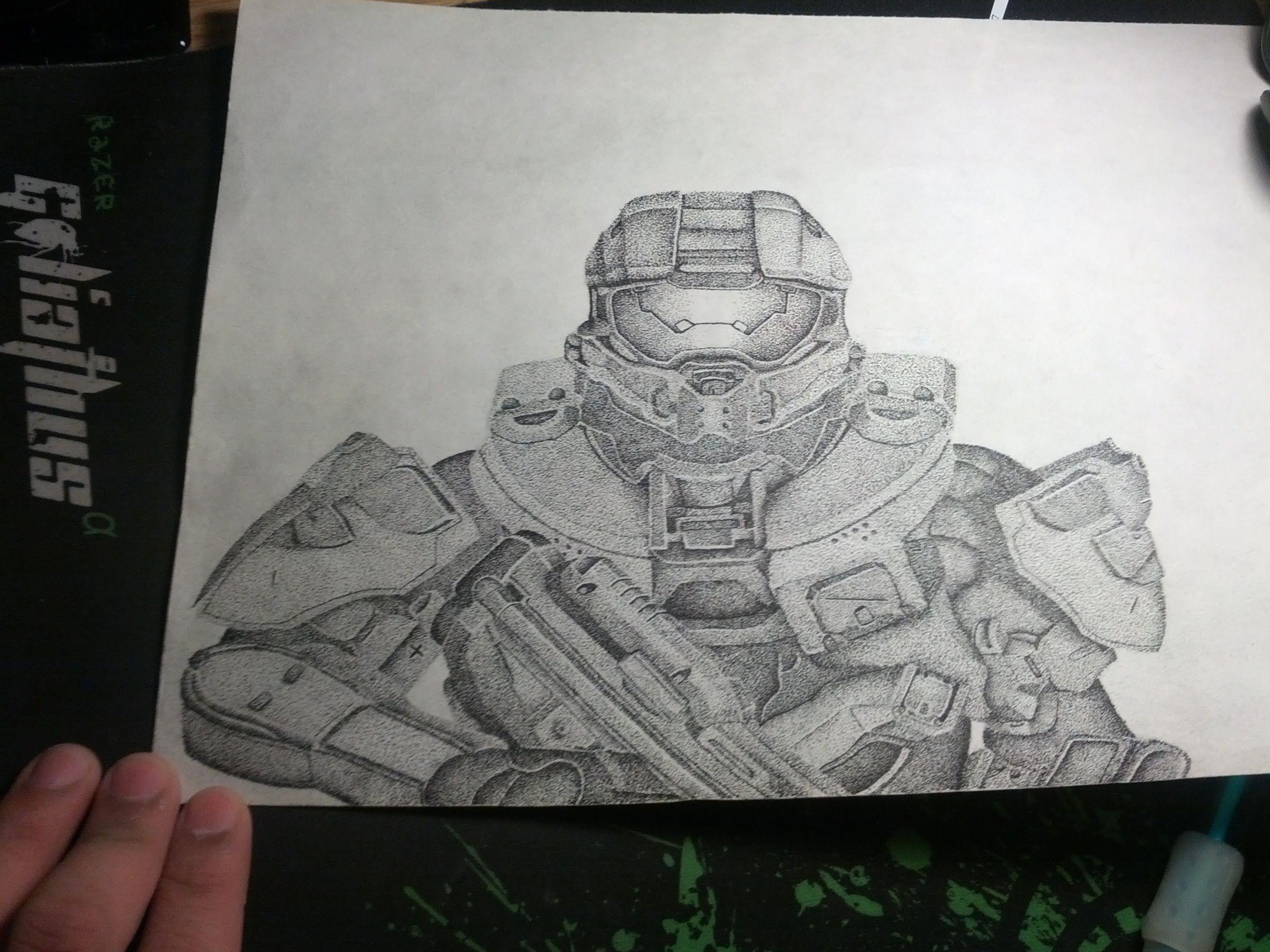 drawing my girlfriend