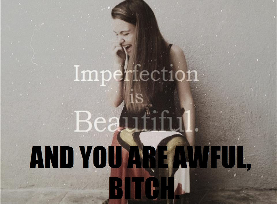 Stupid Hipster Girl Instagram Quote Rebuttals Hipster Edits