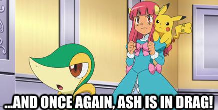 Ash Ketchum Pokemon Go Misty Pikachu Serena Professor Samuel Oak