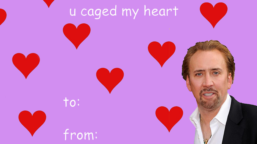U Caged My Heart Valentine S Day E Cards Know Your Meme