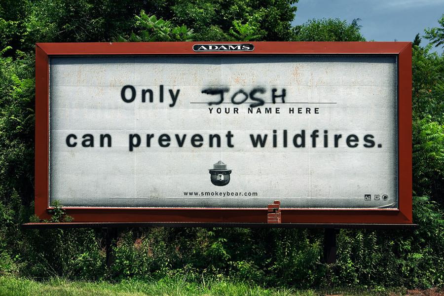 Image result for josh forrest fire