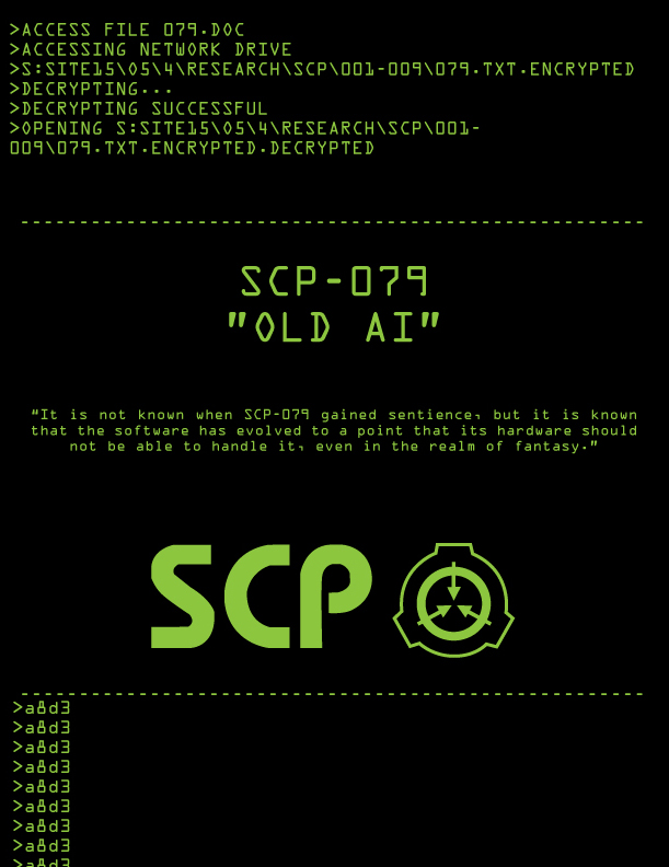 Image - 512031] | SCP Foundation | Know Your Meme