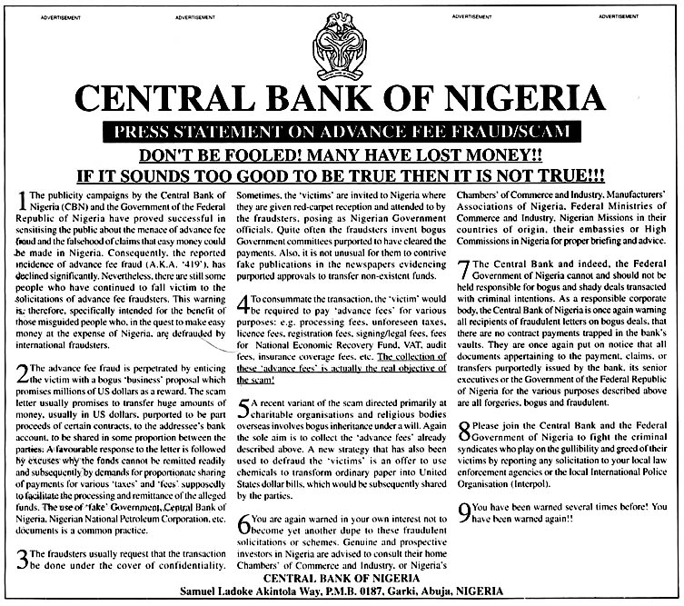image 512421 nigerian scams know your meme