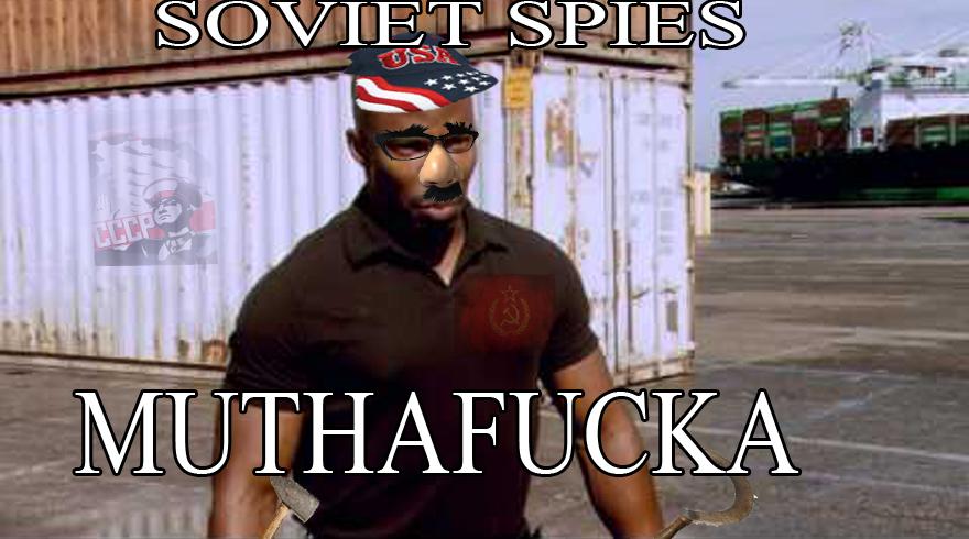What If I Told You I Am A Soviet Spy What If I Told You Meme