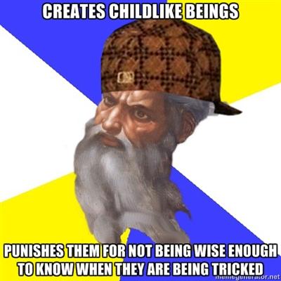 Le Scumbag God Advice God Know Your Meme