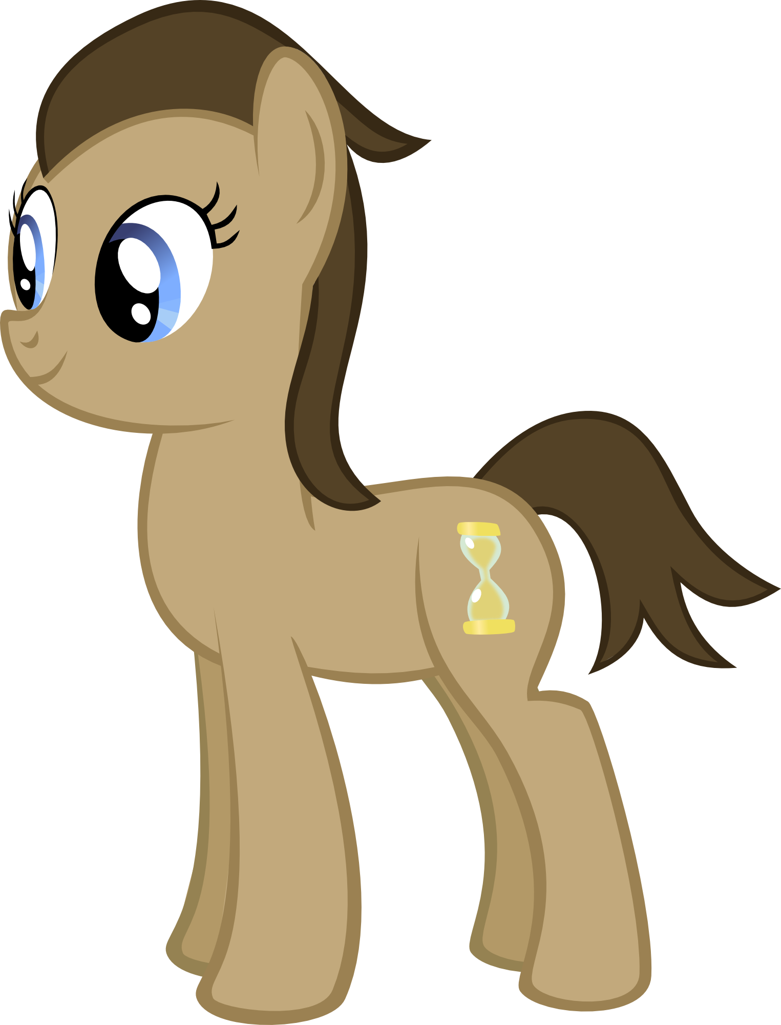 Doctress Whooves My Little Pony Friendship Is Magic Know Your Meme The stare master.1 in the episode one of the young fillies called scootaloo a chicken. doctress whooves my little pony