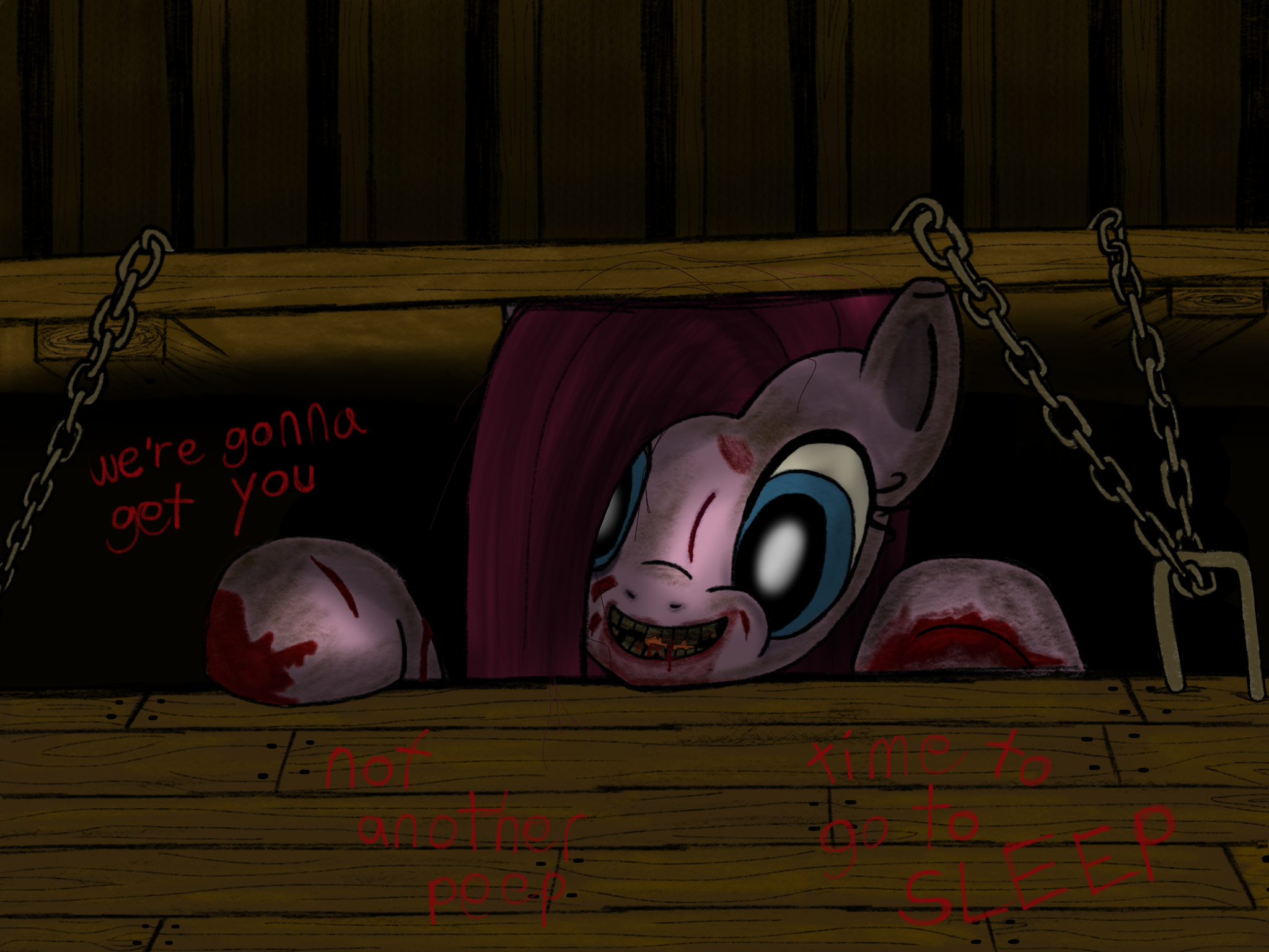 Pinkamena Evil Dead My Little Pony Friendship Is Magic Know