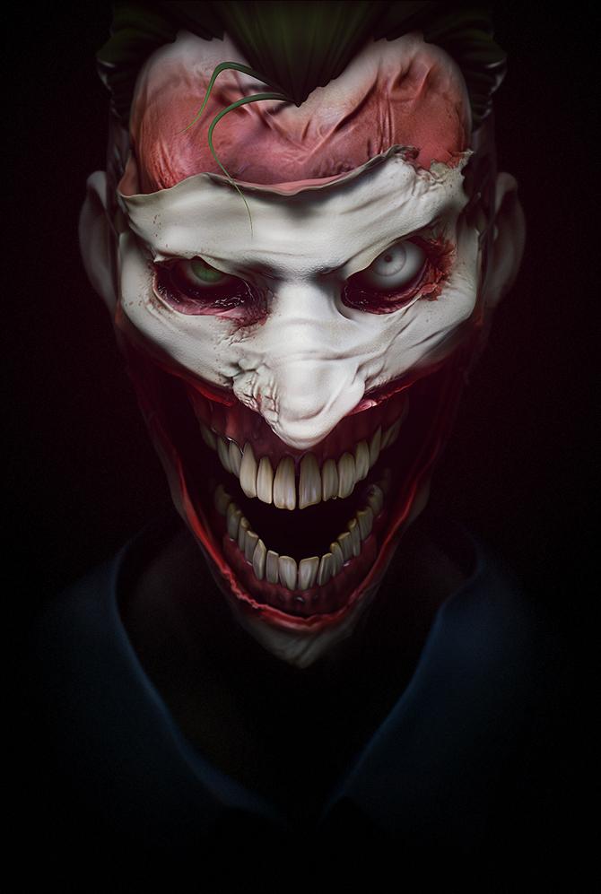 the joker by k4ll0 batman know your meme