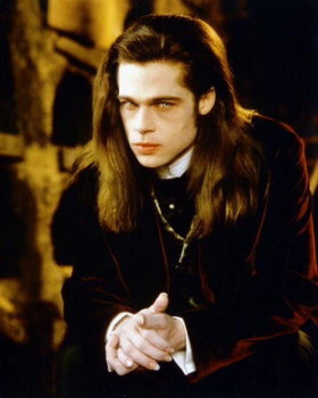 Interview With The Vampire Louis De Pointe Du Lac Brad Pitt Lestat