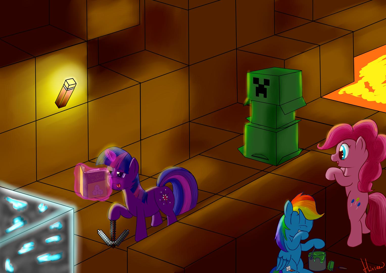 Игра Майнкрафт 1.23 - Майн Блокс онлайн (Minecraft 1.23 ...