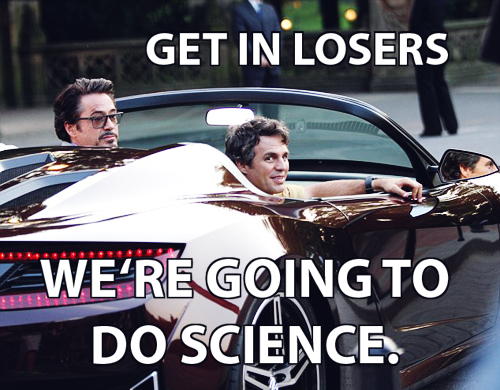 science bros know your meme
