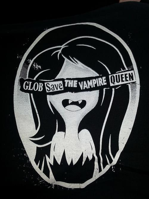 GLOB Save THE VAMPIRE U QUEEN Marceline The Vampire Queen Adventure Time Explore Dungeon