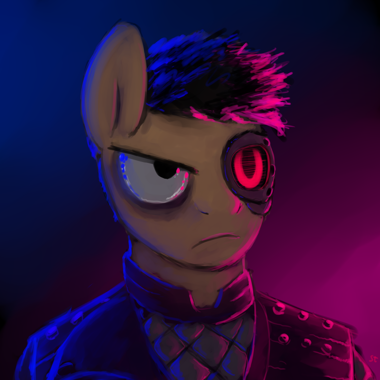 Sergeant Rex Power Colt My Little Pony Friendship Is Magic