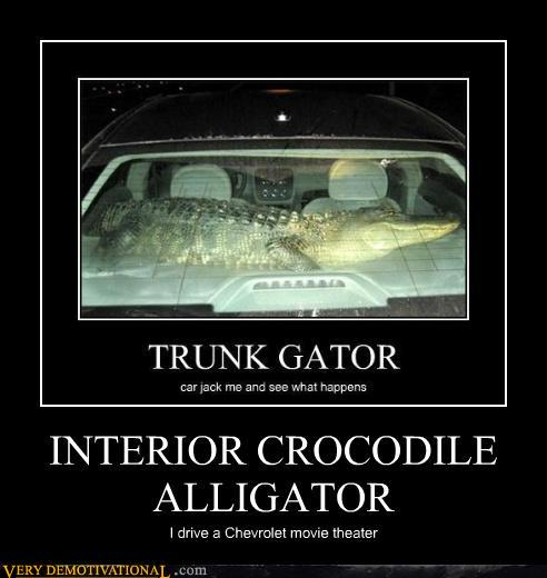 Image - 538387] | Interior Crocodile Alligator | Know Your Meme