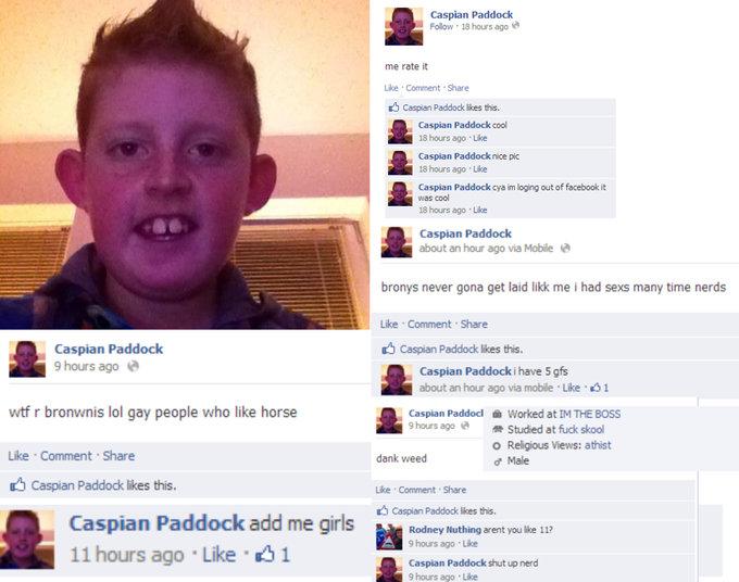 Caspian Paddock Follow 18 hours ago me rate it Like Comment Share Caspian  Paddock lkes ths