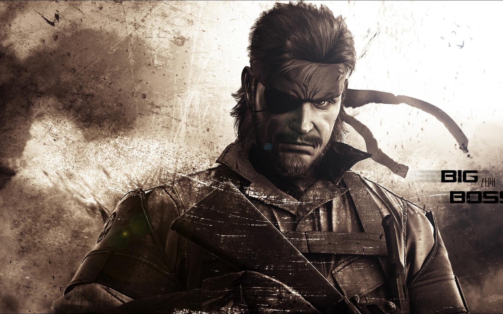 Big Boss Metal Gear Know Your Meme