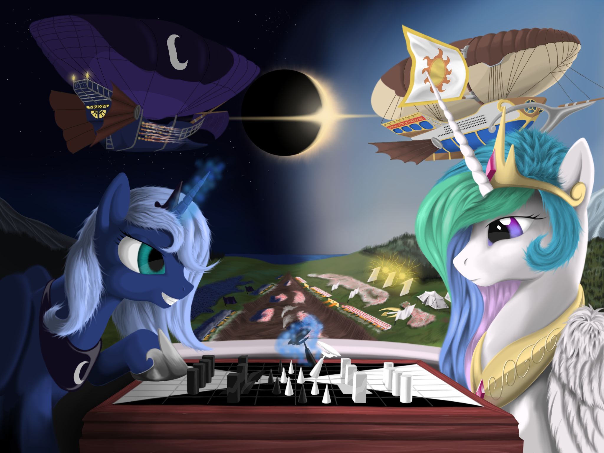 game of kings my little pony friendship is magic know your meme