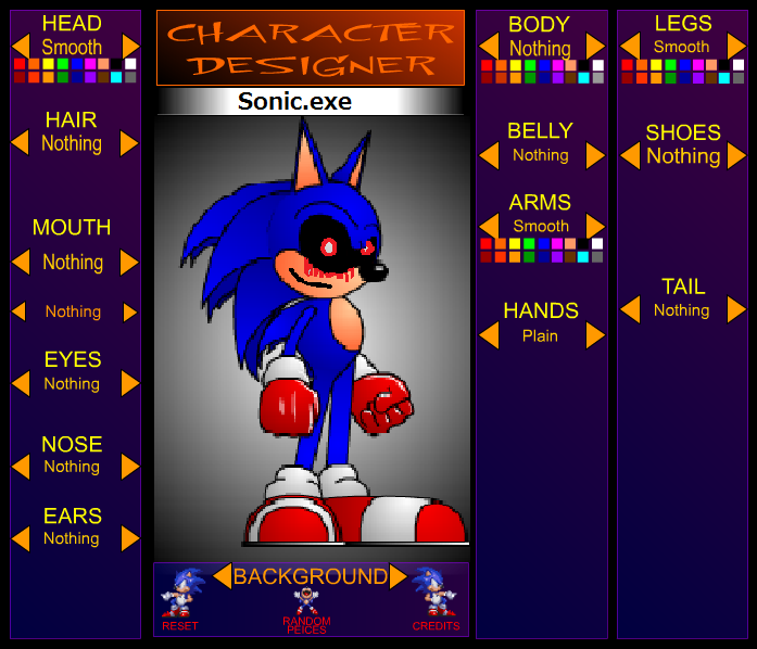 Sonic exe | Sonic Original Characters | Know Your Meme