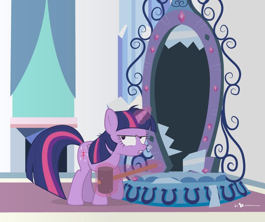 my little pony through the mirror movie