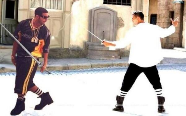 Sword Fight | Drake in Dada / Drake Lean | Know Your Meme