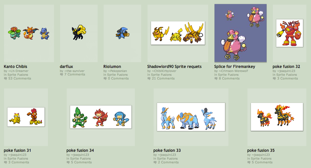 Download pokemon 2 fusion generation Fakemon Maker