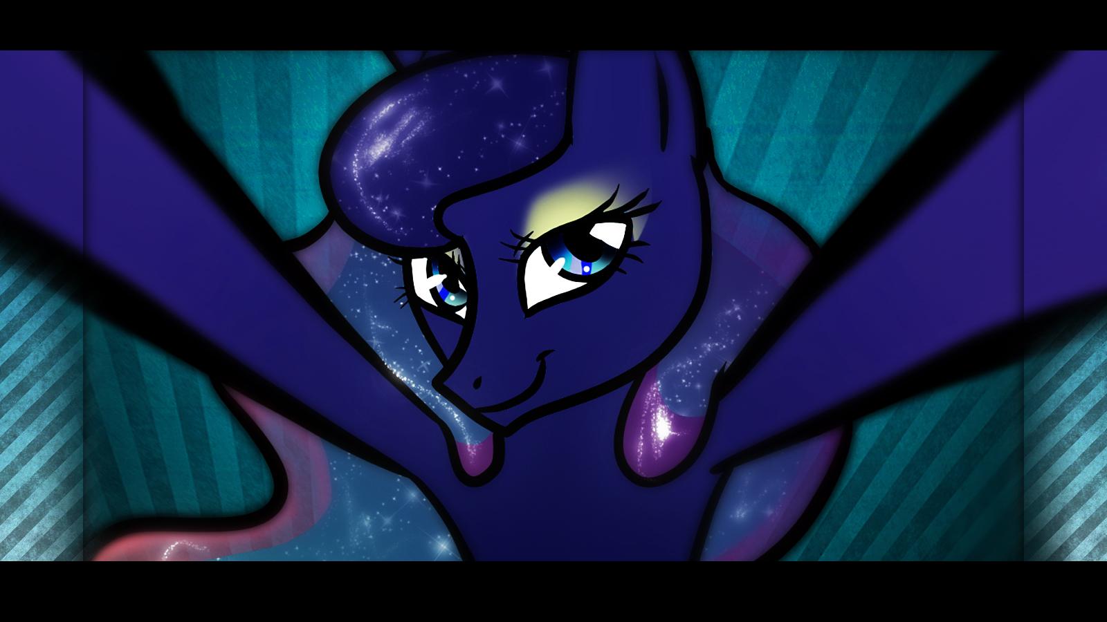 Lusty Luna wants you | My Little Pony: Friendship is Magic