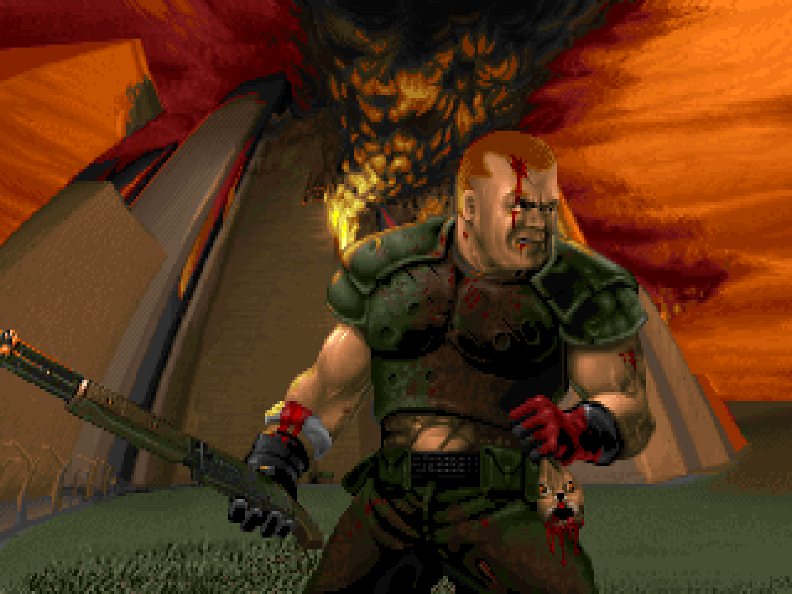 The Marine | Doom | Know Your Meme