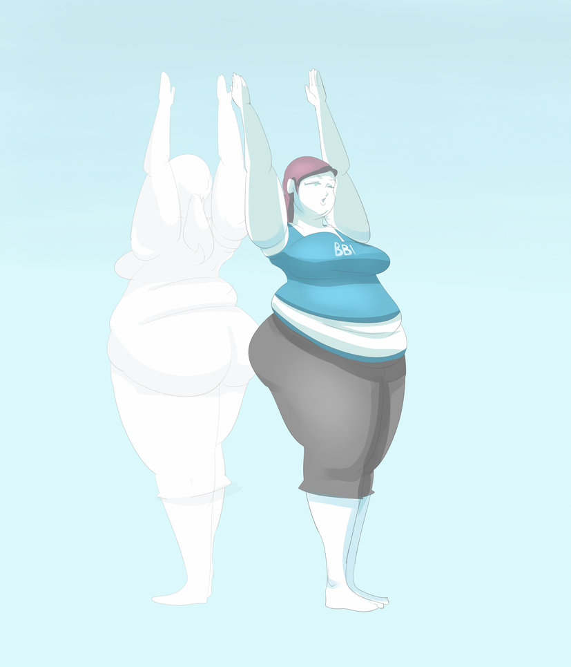 Pity, that wii fit trainer fat