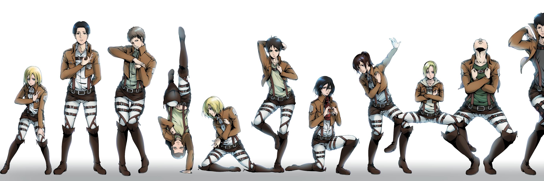 Image 561001 Attack On Titan Shingeki No Kyojin Know Your Meme