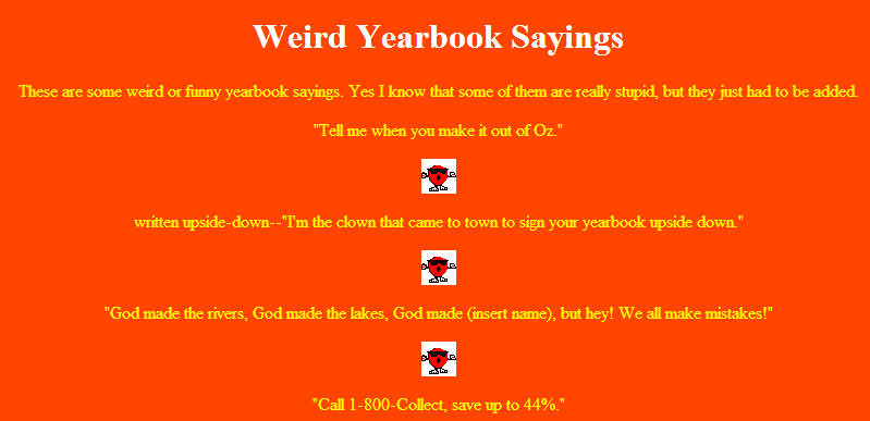 Yearbook sayings high school senior yearbook photos know your meme weird yearbook sayings these are some weird or funny yearbook sayings yes i know that urtaz Image collections