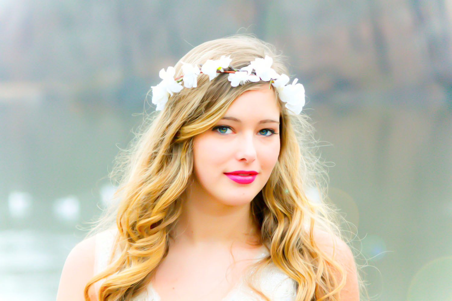 Bridal Flower Crown Flower Crowns Know Your Meme