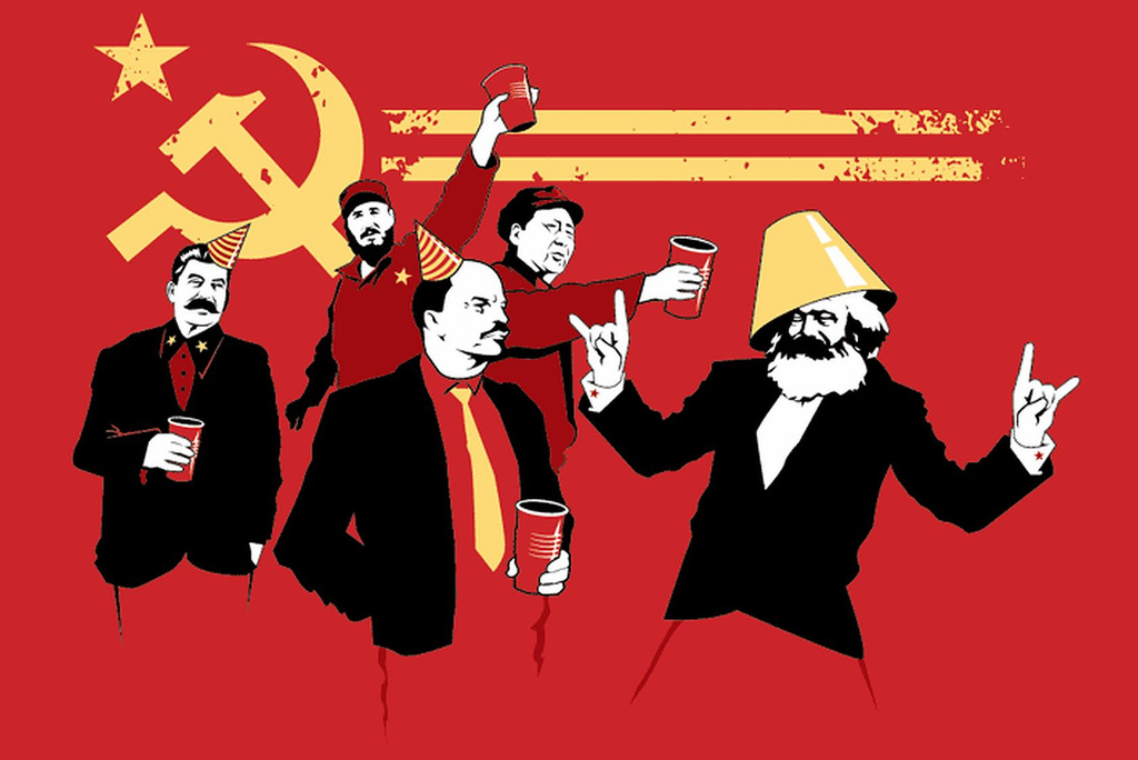 Communist Party Post Cp Know Your Meme