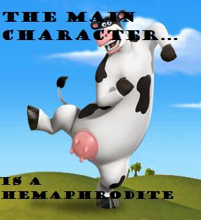 THE M HEAPH DIHTE Jersey Cattle Abby The Cow Mammal Games