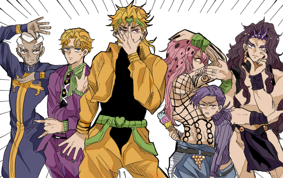 Image 577795 Jojos Bizarre Adventure Know Your Meme