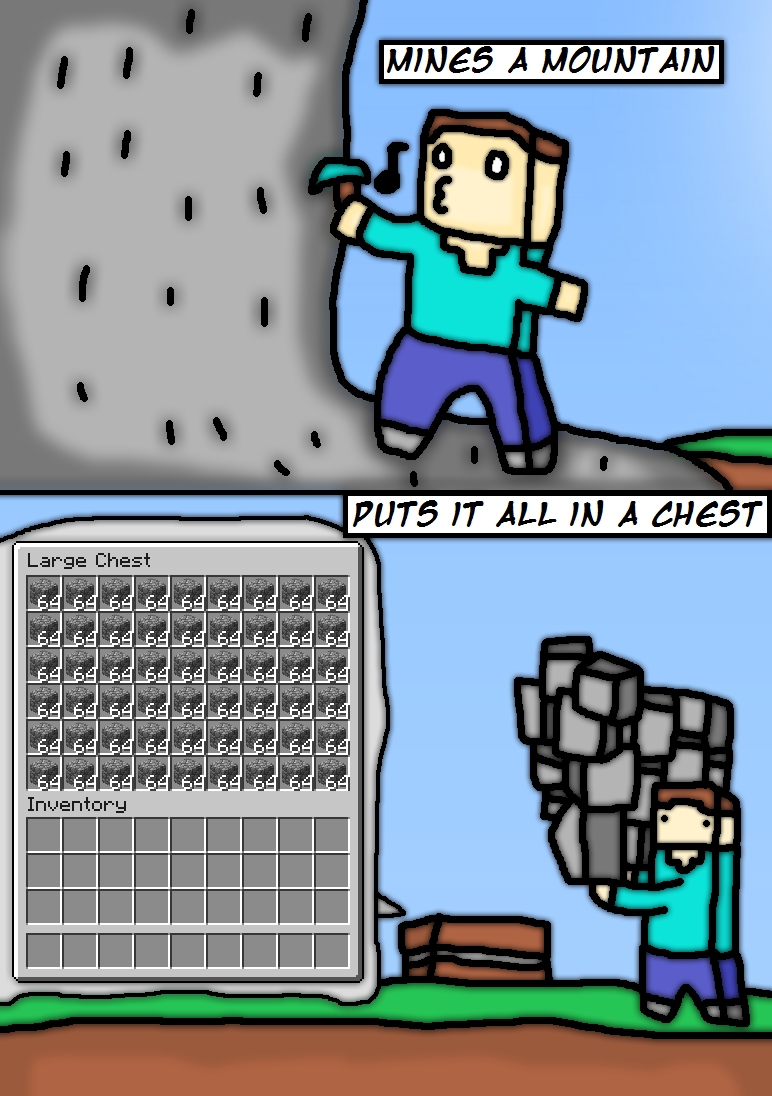 Curse You Minecraft Logic Video Game Logic Know Your Meme