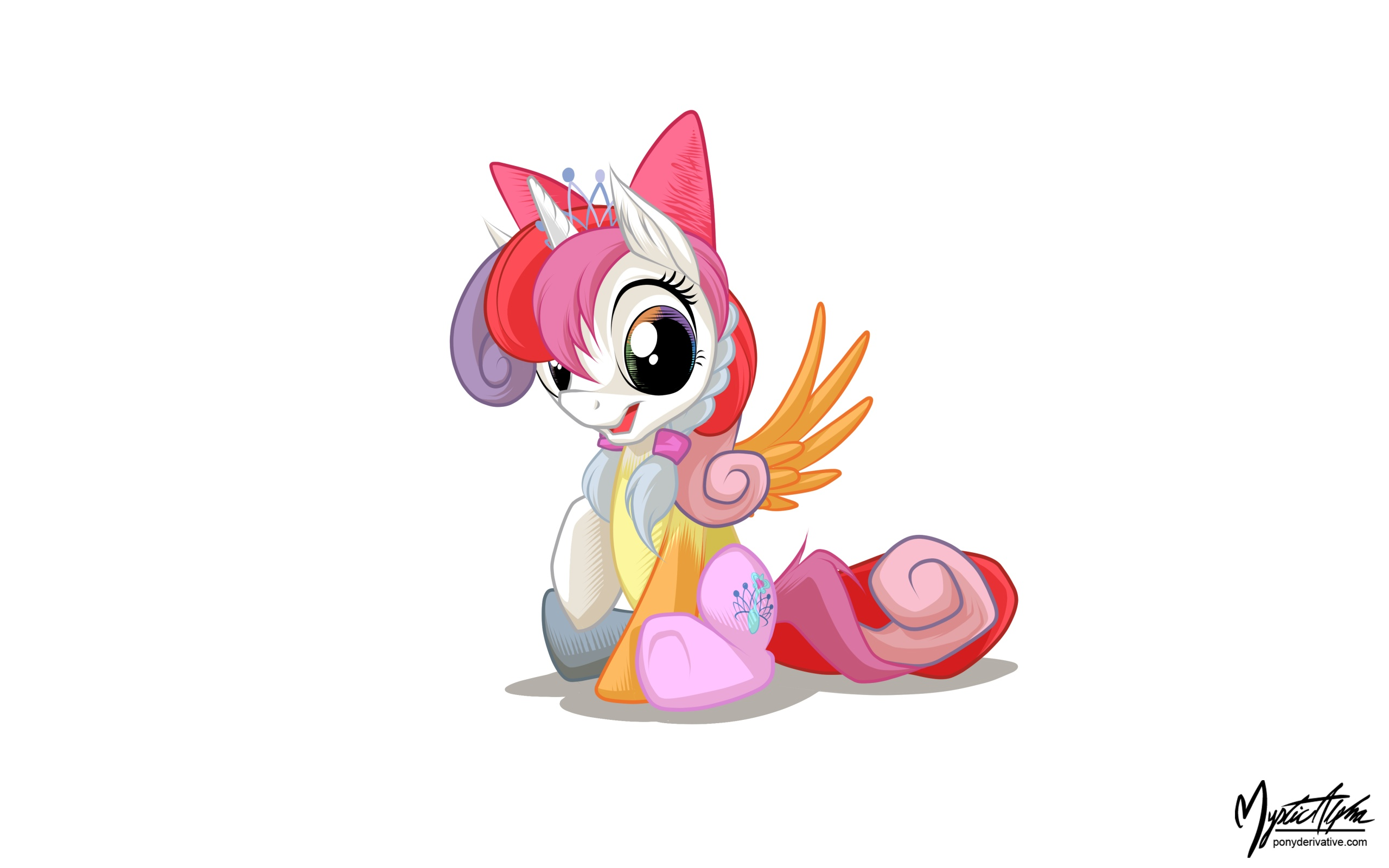 Filly Fusion My Little Pony Friendship Is Magic Know Your Meme