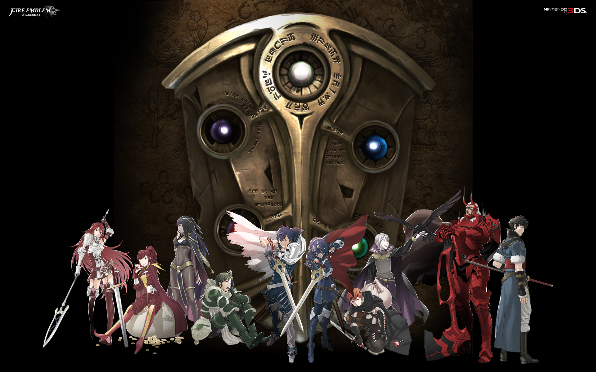 10 Most Favorite Characters In Fire Emblem Awakening Wnners America Contest Fire Emblem Know Your Meme