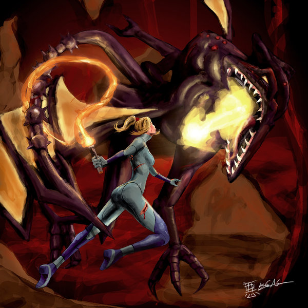 Brawl Super Metroid Prime 3 Corruption Zero Mission