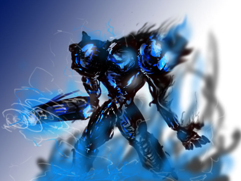 dark samus no suit