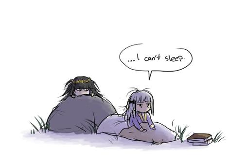 Female Robin (Avatar) Can't Sleep | Fire Emblem | Know Your Meme