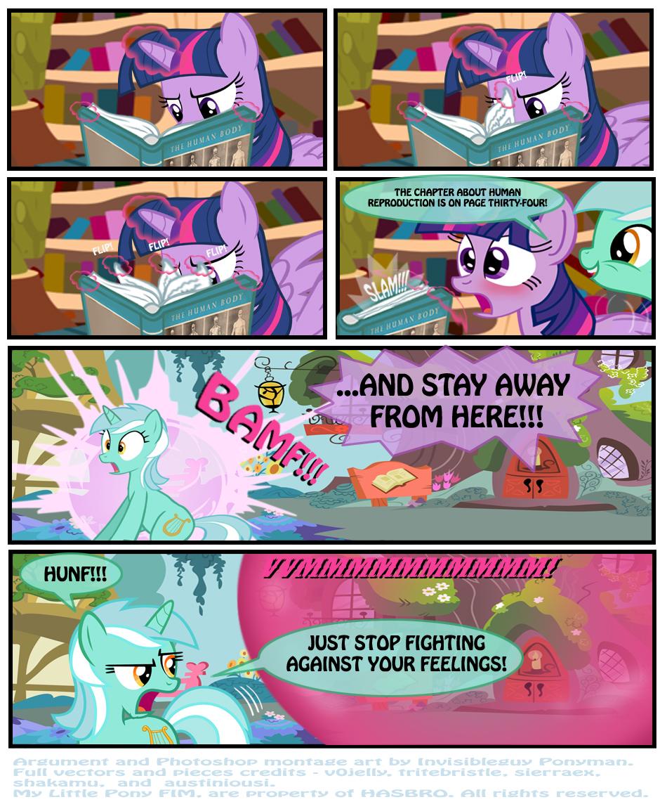 IMPLYRA - \'\'HUMAN ANATOMY\'\' | My Little Pony: Friendship is Magic ...