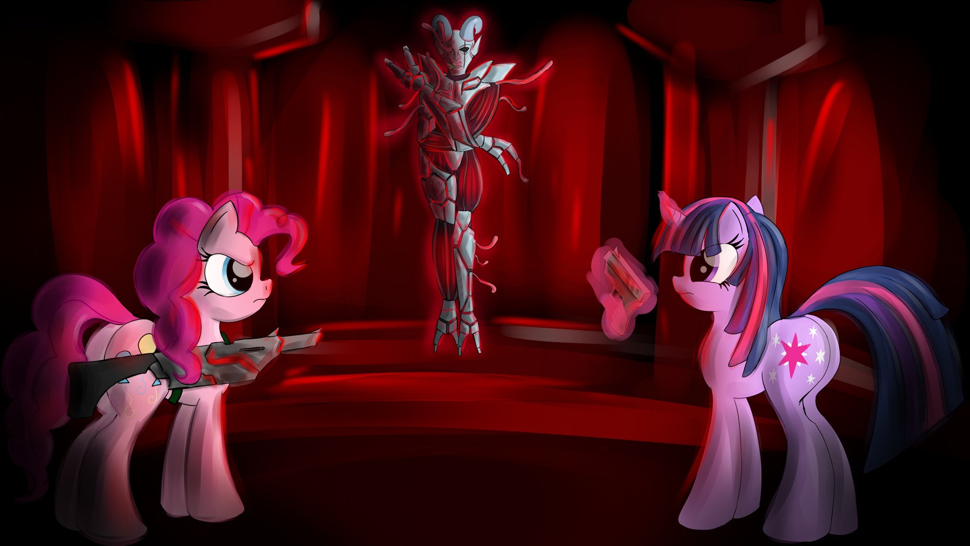 Pony House Of The Dead My Little Pony Friendship Is Magic Know