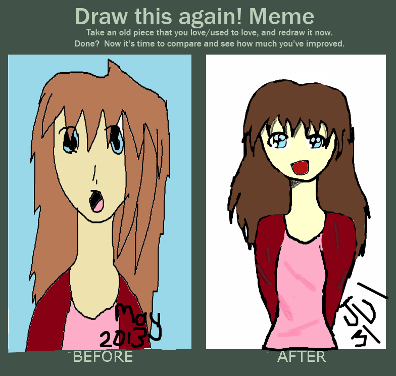 Do This Agian Draw This Again Know Your Meme