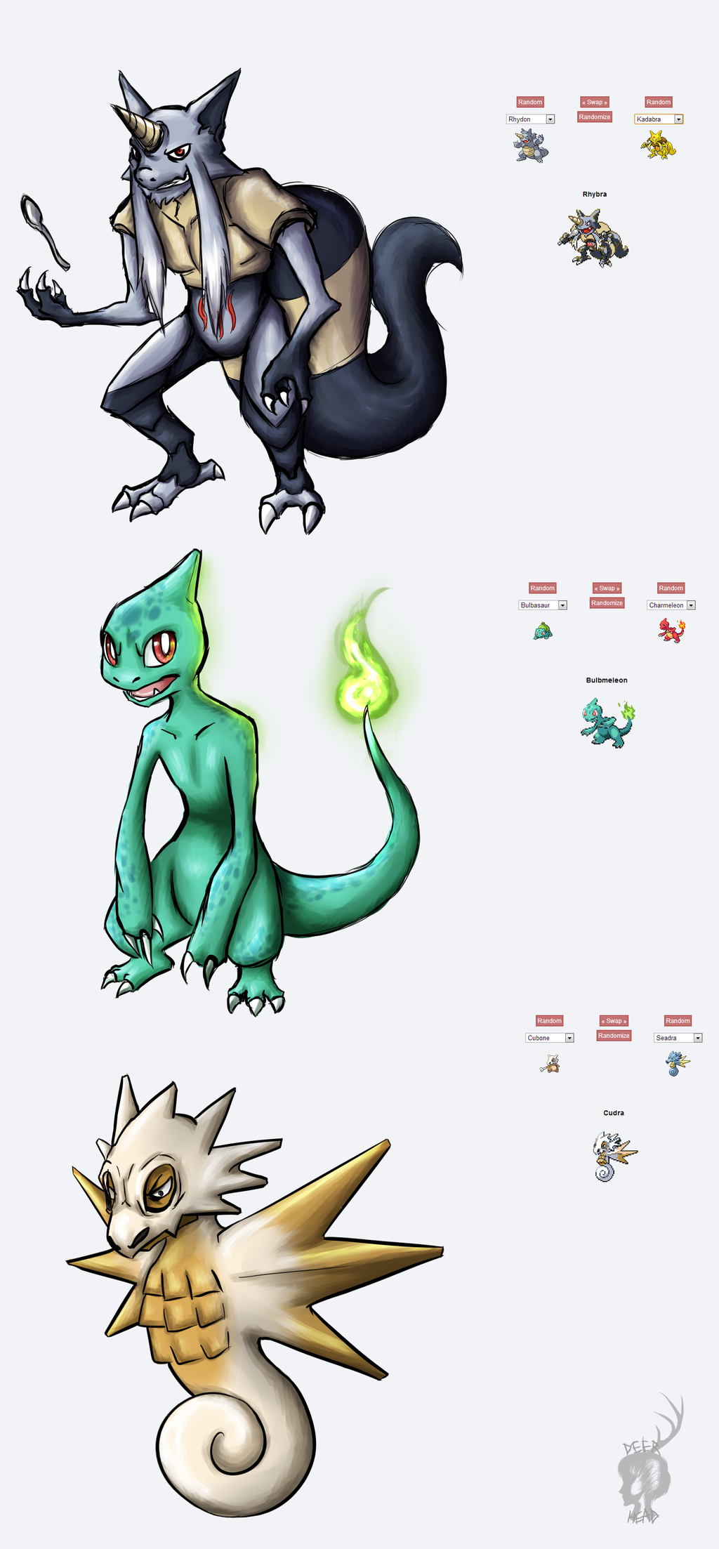 pokemon sprite mix 2 pokefusion pokemon fusion know your meme
