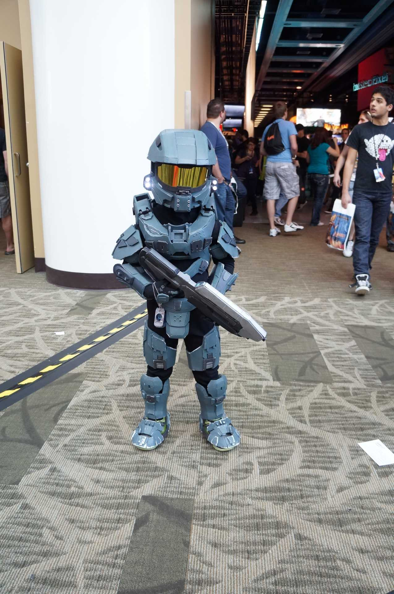 Halo 3 Halo Wars Halo Spartan Assault Halo The Master Chief Collection Master Chief & Image - 600893] | Cosplay | Know Your Meme