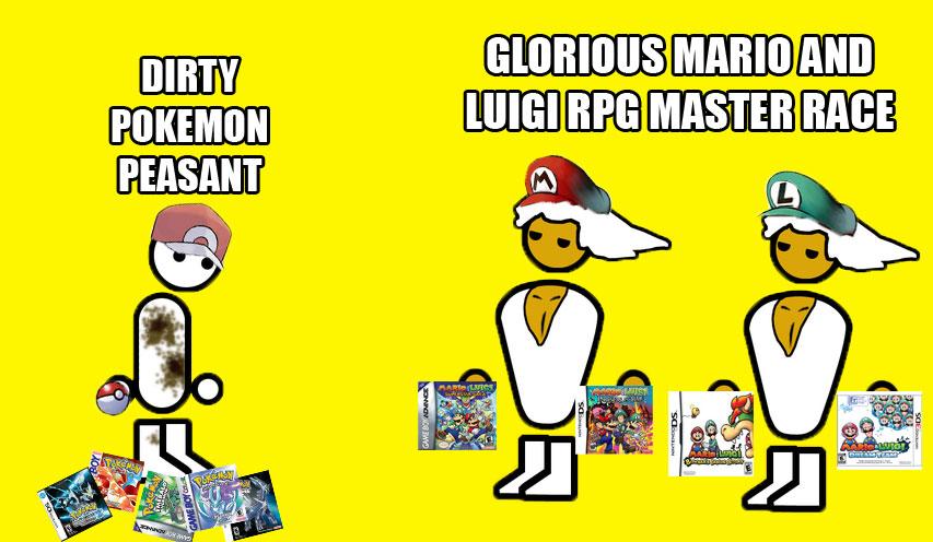 Mario And Luigi Rpg Master Race The Glorious Pc Gaming