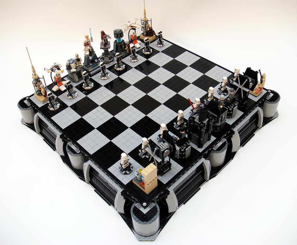 Шахматы игра звездные войны фильм джон клод ван дамм